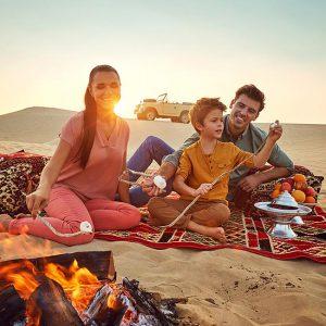 Desert Camping Abu Dhabi