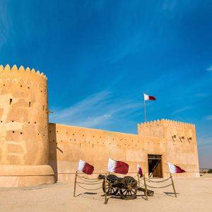 Katar / Al Zubarah