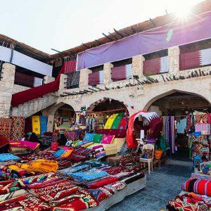Souq Waqif - Doha / Katar