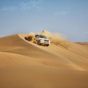 Dünen Bashing Abu Dhabi