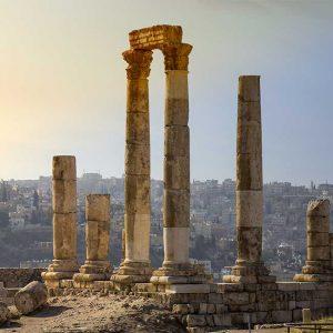 Jordanien - Amman Citadel - Luxus- & Individualreisen | Emissa Travel