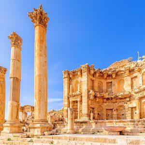 Jordanien - Gerasa - Luxus- & Individualreisen | Emissa Travel