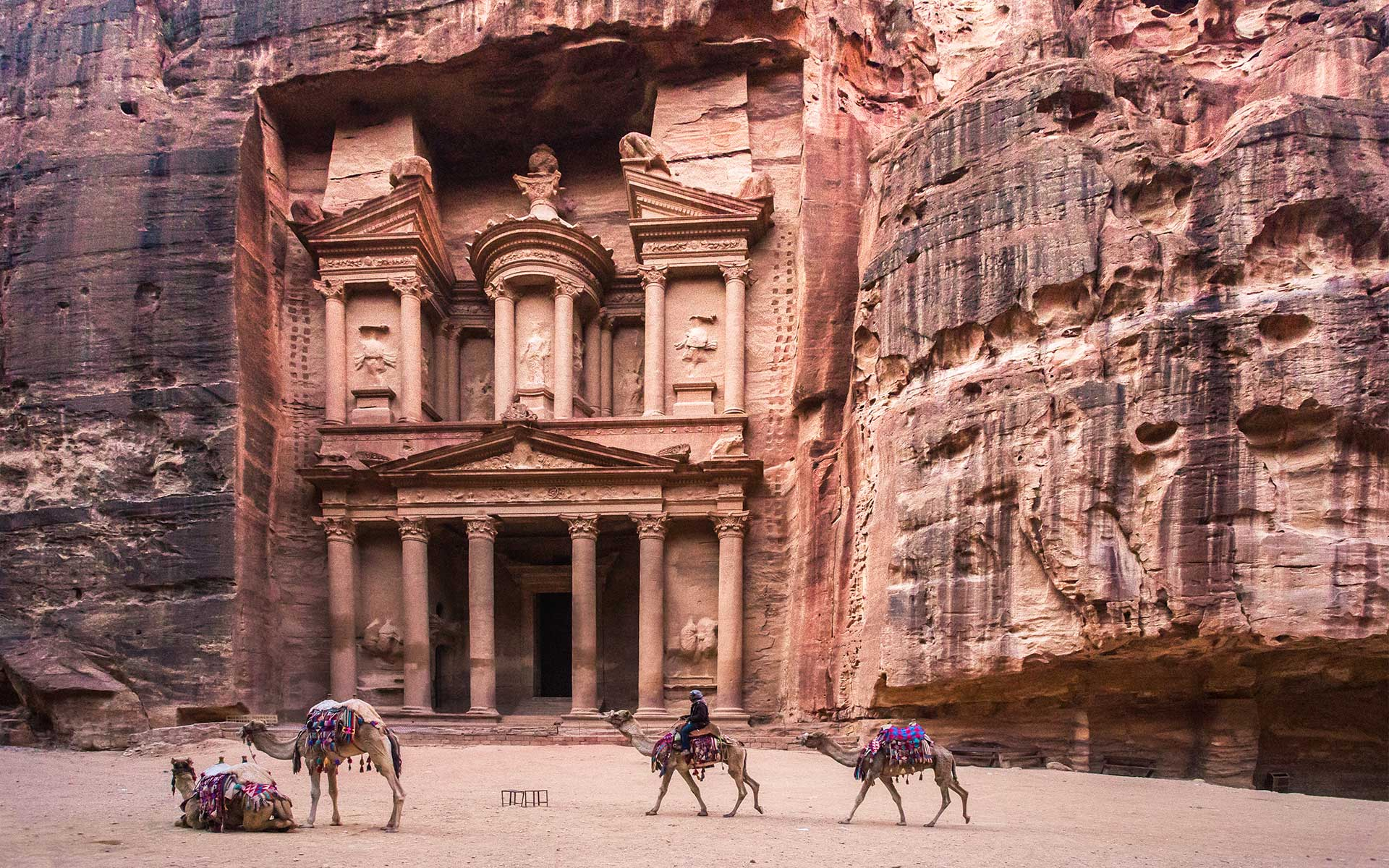 Emissa Travel – Jordanien