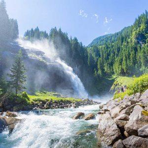 Krimmler Wasserfälle - Österreich - Luxus- & Individualreisen | Emissa Travel
