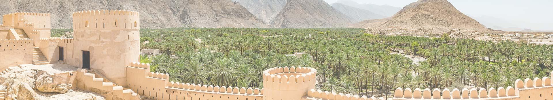 Oman - Individualreisen & Luxusreisen