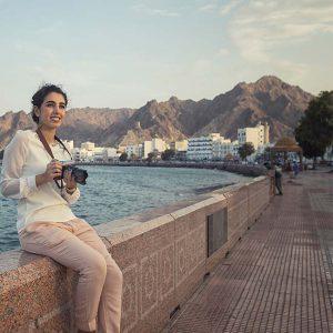 Muttrah Corniche - Oman