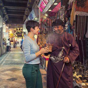 Muttrah Souq - Oman