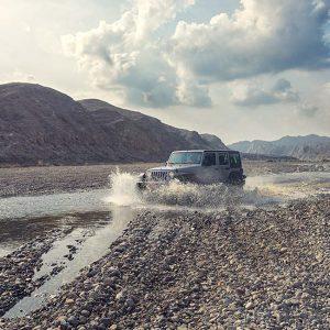 Wadi Bashing - Oman