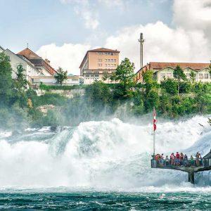 Rheinfall - Schweiz - Luxus- & Individualreisen | Emissa Travel