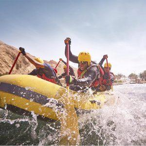 Wadi Adventures Abu Dhabi