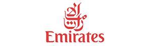 Partnerlogo Emirates